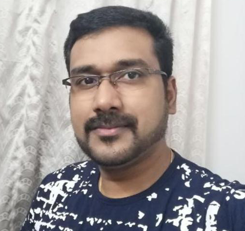 Anup Varghese Philip, PMP®️